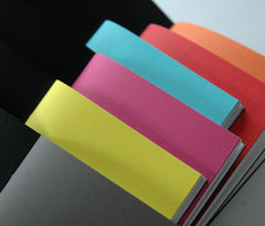 Silver Foiled Notes (personalised) - product images  of