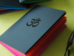 Zen Notes - five versions - product images  of