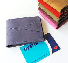 Travel,Notes,(oyster,card,holder),Travel Notes, notebook, nubuck, leather, travel card, stationery, bookery
