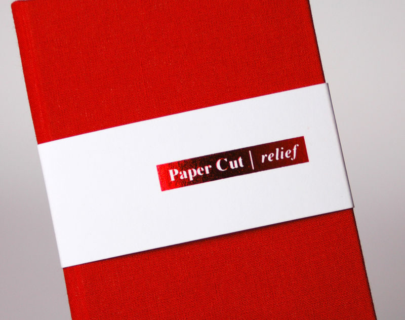 Paper Cut: relief - product images  of