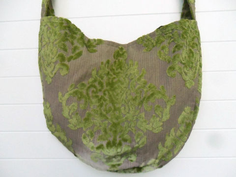 Lime,Green,Chartreuse,Cut,Chenille,purse