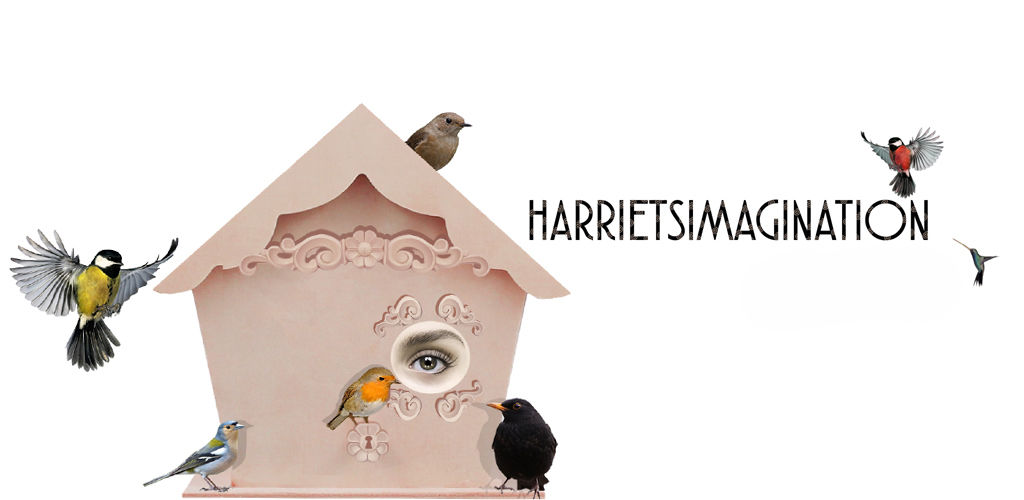HarrietsImagination Lowbrow and pop surrealism art
