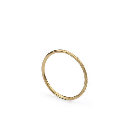 50/50,DIAMOND,ROUND,STACKING,RING,-,GOLD