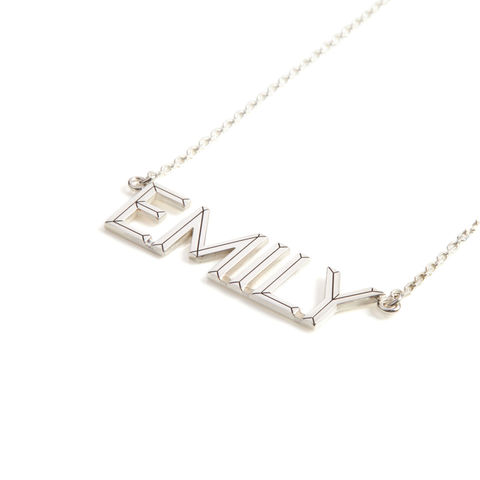 FACETT,NAME,NECKLACE/,PERSONALISED