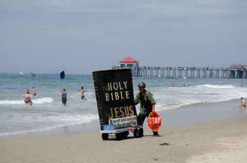 Bible,on,the,Beach,Street Photography, photography, photograph, street, beach