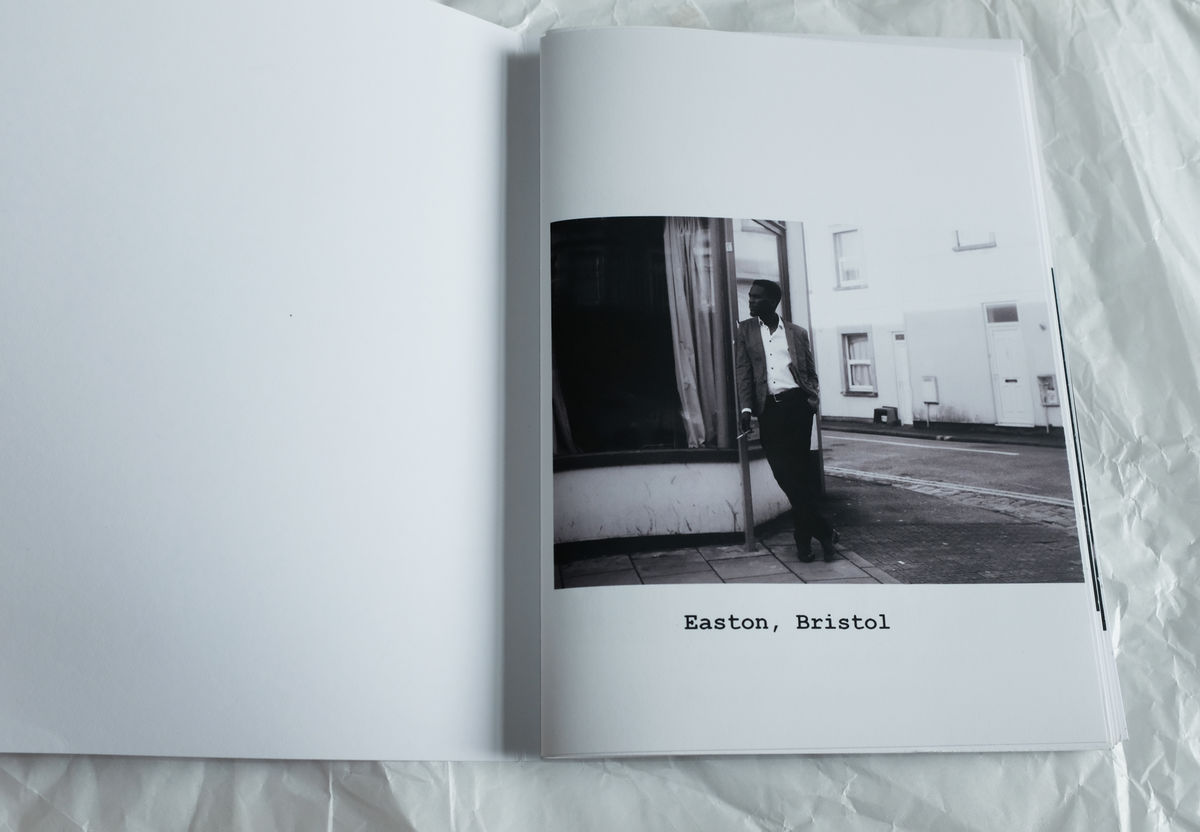 Black and White Street Photography Zine - product images  of