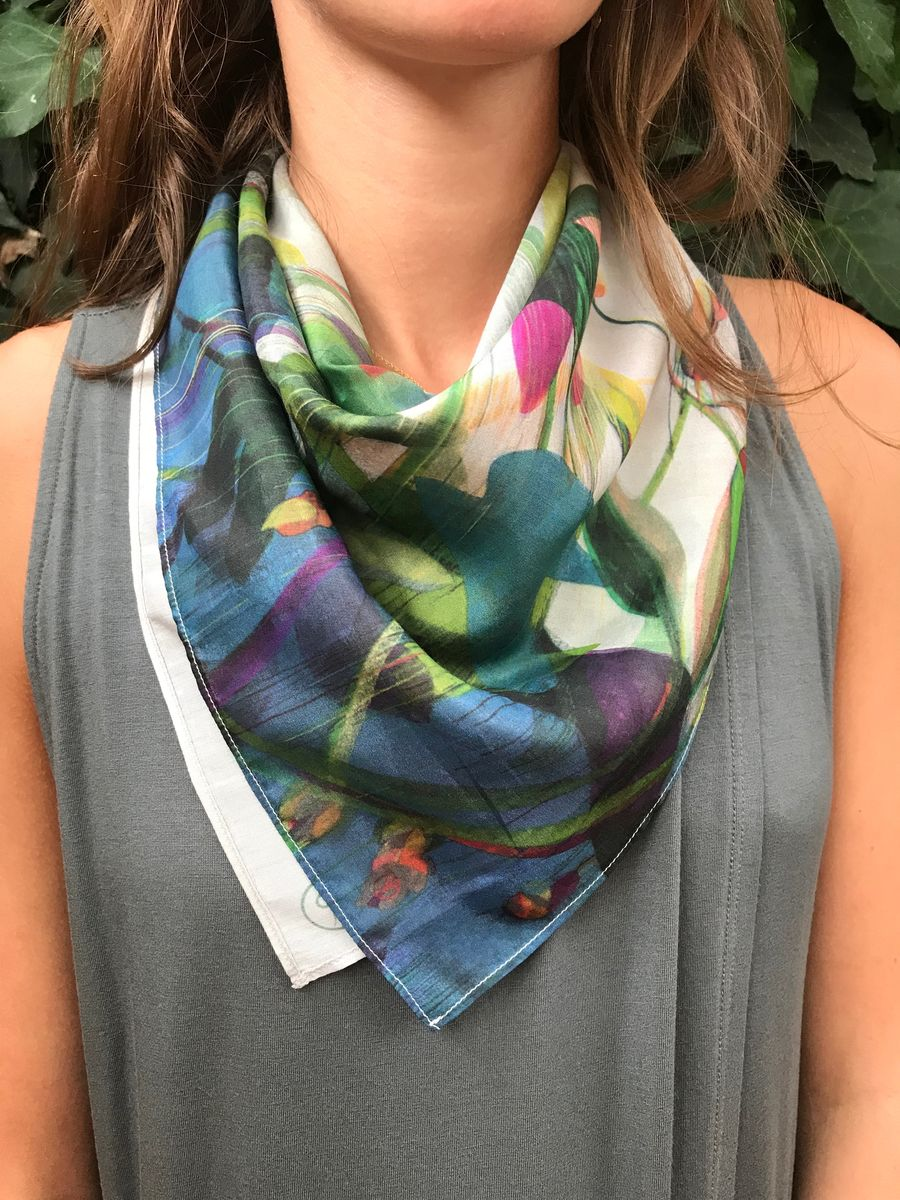sagittaria scarf - product images  of