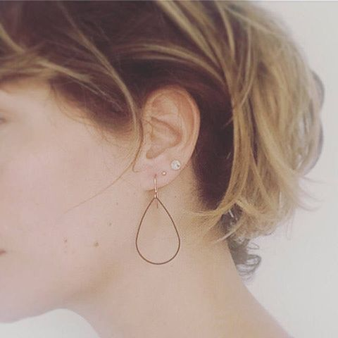 Black,Brass,Teardrop,Hoops,on,Rose,Gold,Plated,Ear,Wires,festival_earrings,Simple_earrings,modern_earrings,gift,brass_earrings,large_hoop_earrings,light_earrings,teardrop_earrings,hoop_earrings,black_earrings,minimal_earrings,stocking_filler,hoops