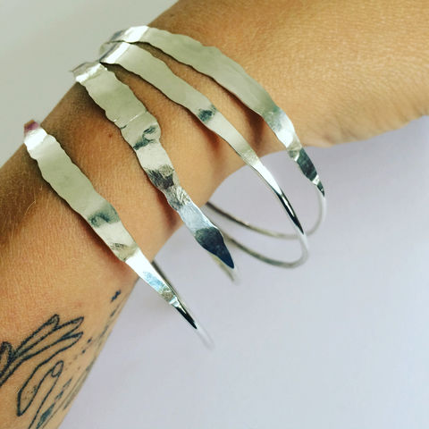 Hammered,Sterling,Silver,Bangle,hammered_silver,hammered_bangle,Sterling_bangle,silver_bangle,modern_bangle,minimal_bangle,geometric_bangle,stacking_bangle,stacker_bracelet,stacking_bracelets,individual_bangle,silver_stacking,SIMPLE_BANGLE