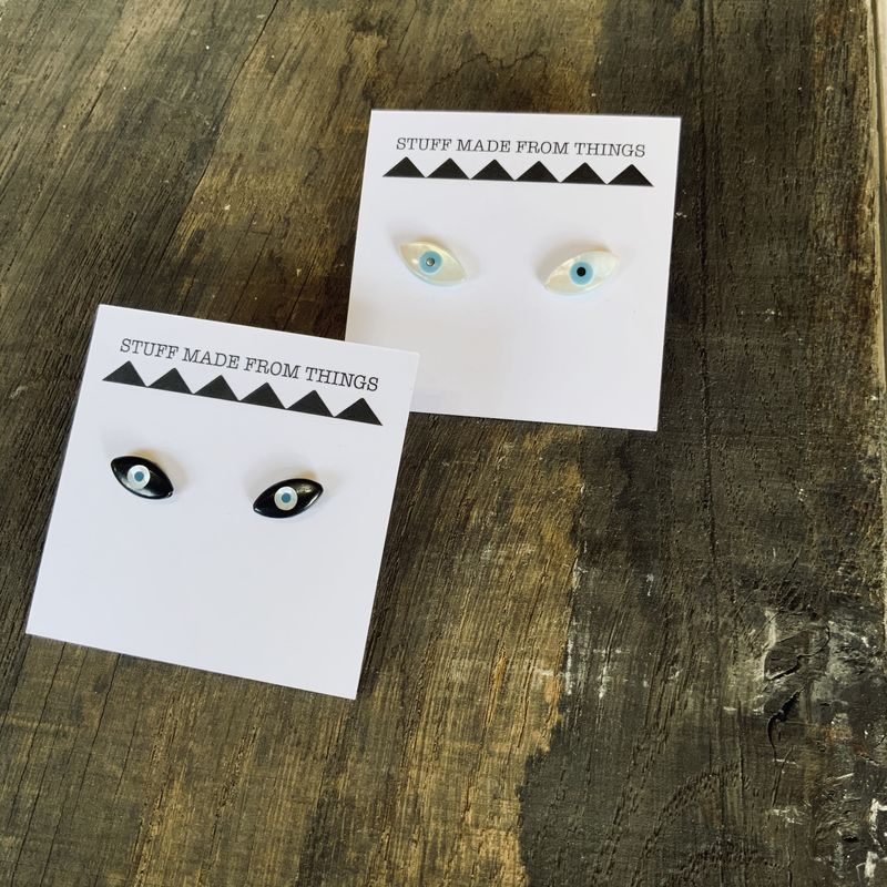 Evil Eye Studs  - product images  of