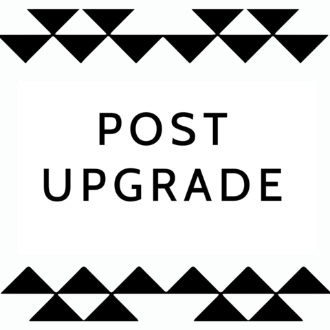 Postal,Upgrade,Post postage first class upgrade expedited