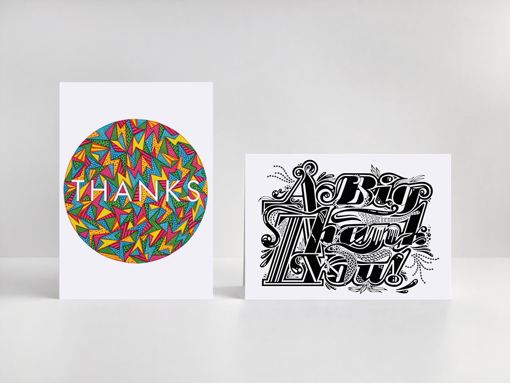 Thank You Card Set - product image