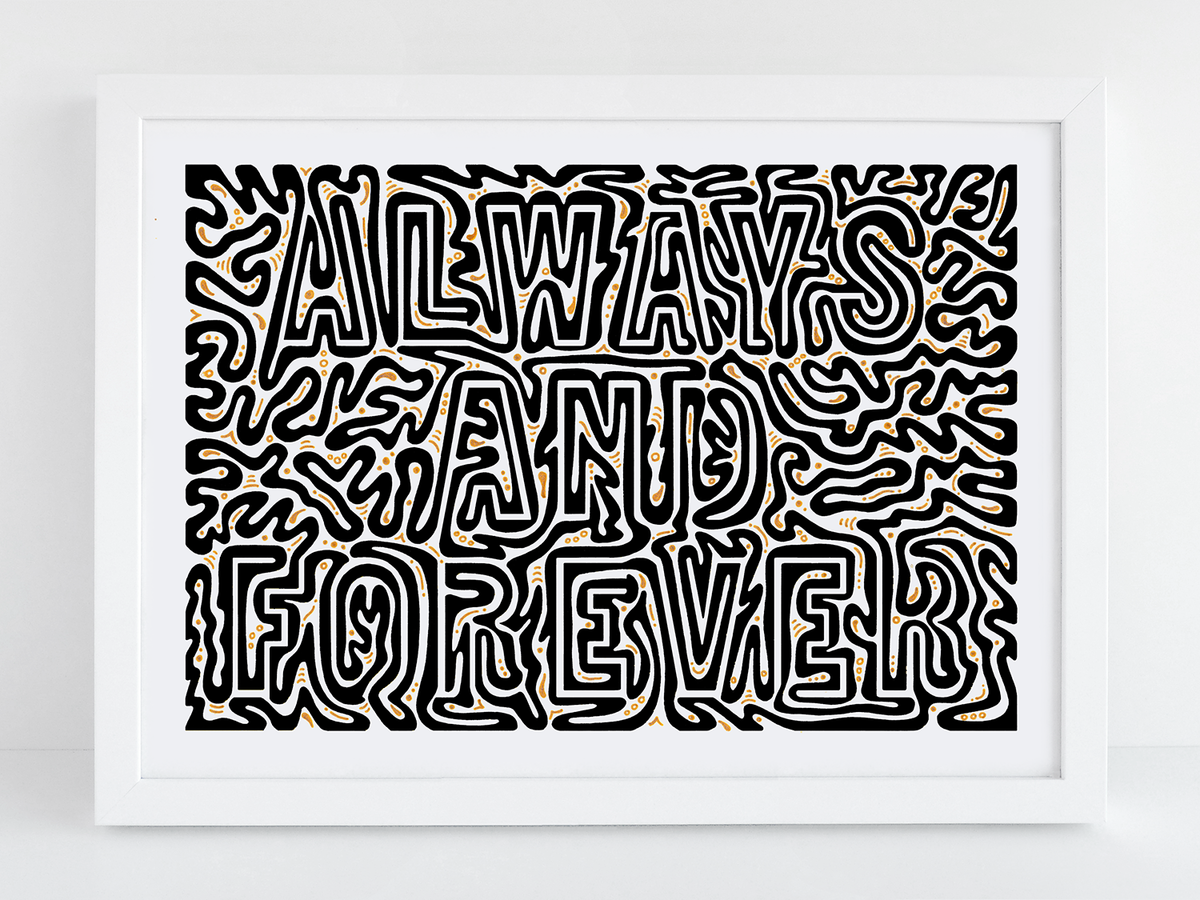 Always and Forever - product image