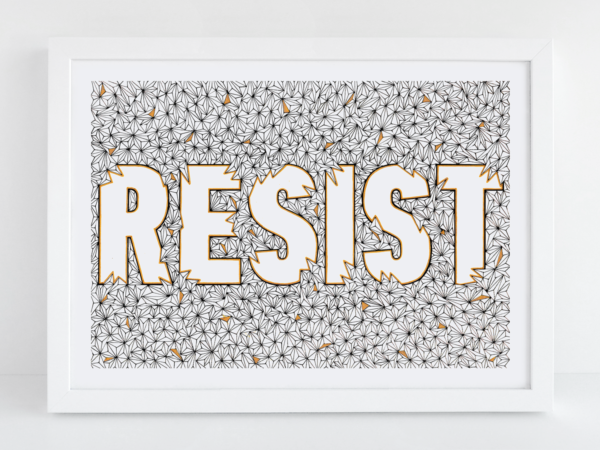 Resist - product images  of