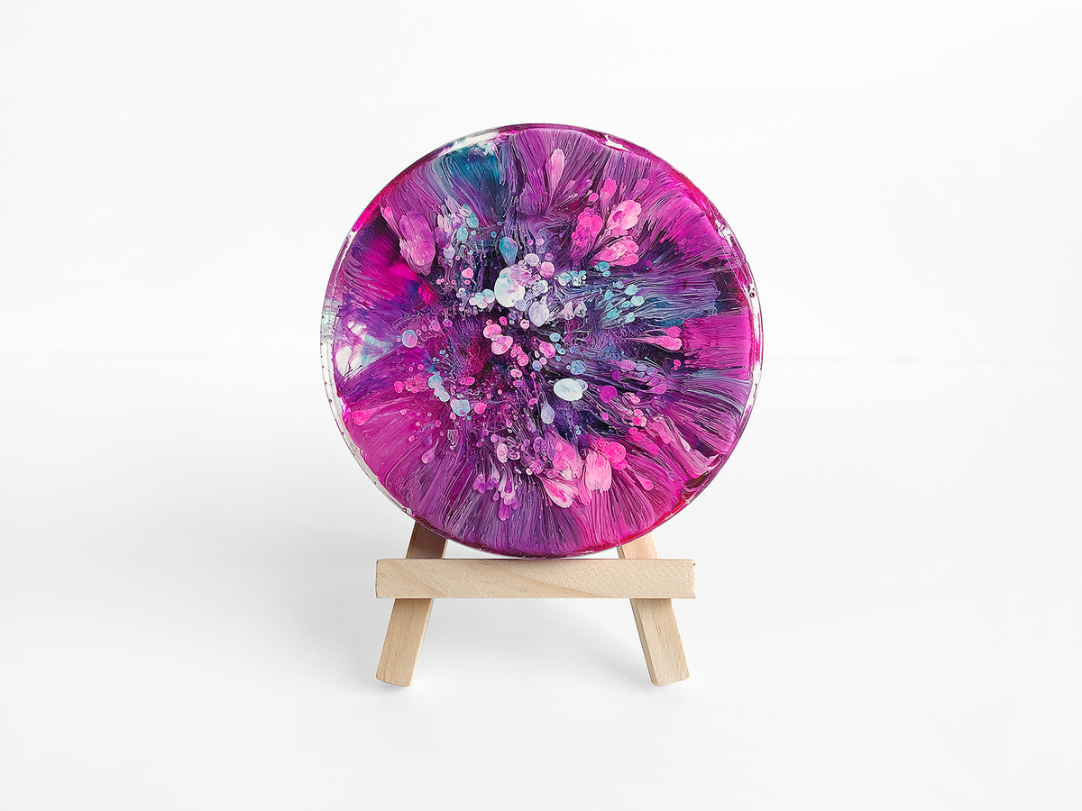 Resin Petri Art: MABEL - product images  of