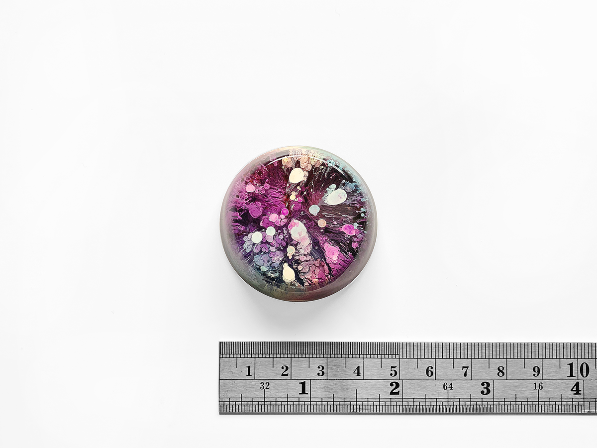 Resin Petri Magnet: ADA - product images  of