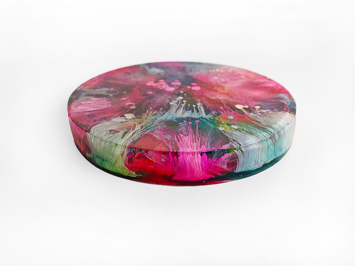 Resin Petri Art: PEARL - product images  of