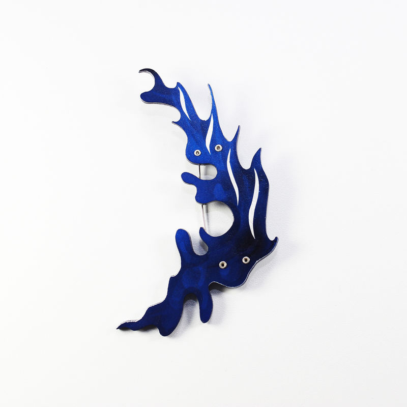Travelling North Brooch II - product image