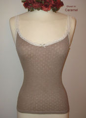 Now 70% Off!! Our Petite Scallop Lace Camisole - product images 8 of 8