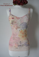 Now 70% Off..Our Floral Print Lace Camisoles - product images 1 of 7