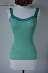 FLASH SALE 60% Off!! Our Jade Heart Lace Twinset - product images 4 of 4