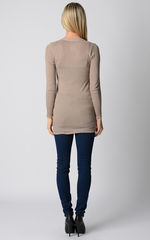 Wow 65% Off!! Our Plain Knit Boyfriend Cardigan - product images  of