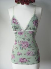 Wow 73% Off!! Our Cotton Rose Print Bra Camisole - product images 7 of 8