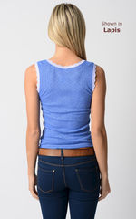Wow 70% Off! Our Scallop Lace Tank Top - product images 4 of 6