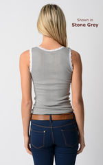 Wow 70% Off! Our Scallop Lace Tank Top - product images 6 of 6