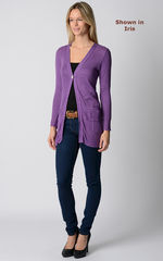 Wow 65% Off!! Our Plain Knit Boyfriend Cardigan - product images 1 of 14