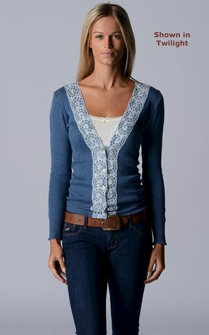 NOW,30%,OFF!,Our,Classic,Wide,Lace,Cardigan,Wide Lace Trim, V Cardigan, Lace Cardigan, Lace Trim Cardigan, Palace, Palace Cardigan, Palace London, Palace clothing