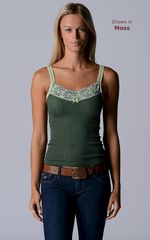 FLASH SALE 55% OFF! Our Wide Lace Short Style Camisole - product images 7 of 7