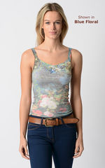 Now 70% Off..Our Floral Print Lace Camisoles - product images 3 of 7