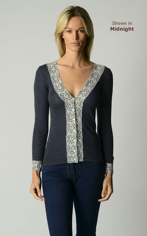 NOW,30%,OFF!,Our,Lace,Cuff,Cardigan,in,3,MORE,COLOURS,Lace Cardigan, Lace Trim Cardigan, Lace Cuff Cardigan, Pointelle Cardigan, Palace, Palace London, Palace Lace Cardigan, Palace London Lace Cardigan