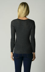 Now 20% Off!! Our Black Wide Lace Cardigan - product images 3 of 4