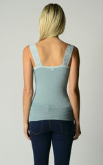 WOW 60% Off !! Our Classic Wide Lace Wide Strap Camisole - product images 8 of 10