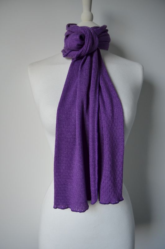 Wow Over 60% Off! Our Crochet Knit Super Soft Scarf - product image