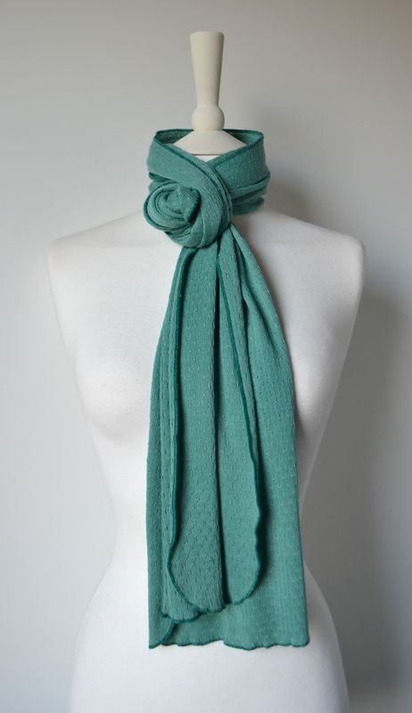 New Colours in Our Crochet Knit Super Soft Scarf - product image