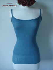 Now 60% Off!! Our Plain Knit Bound Edge Camisole - product images 6 of 6