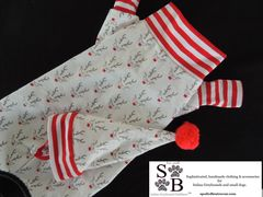Christmas FLANNELS Nightshirt and Cap for Dogs-2 prints - product images 7 of 9