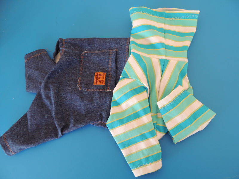 Western Wag™ Stretchy Jeans 'n Striped Top - product images  of