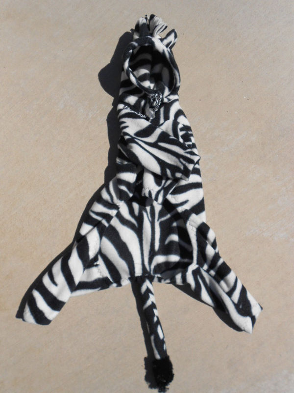 Jungle Jamz™ Italian greyhound costume-several prints - product image