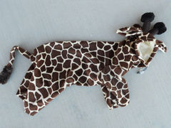 Giraffe Pet Costume-Italian greyhound costume - product images 5 of 6