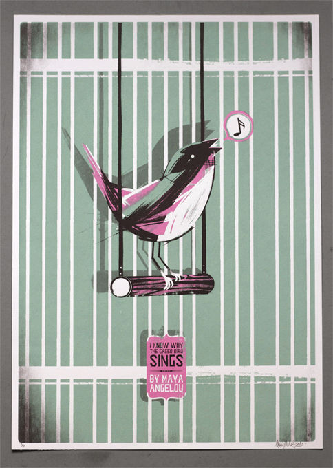 I Know Why The Caged Bird Sings - product images  of