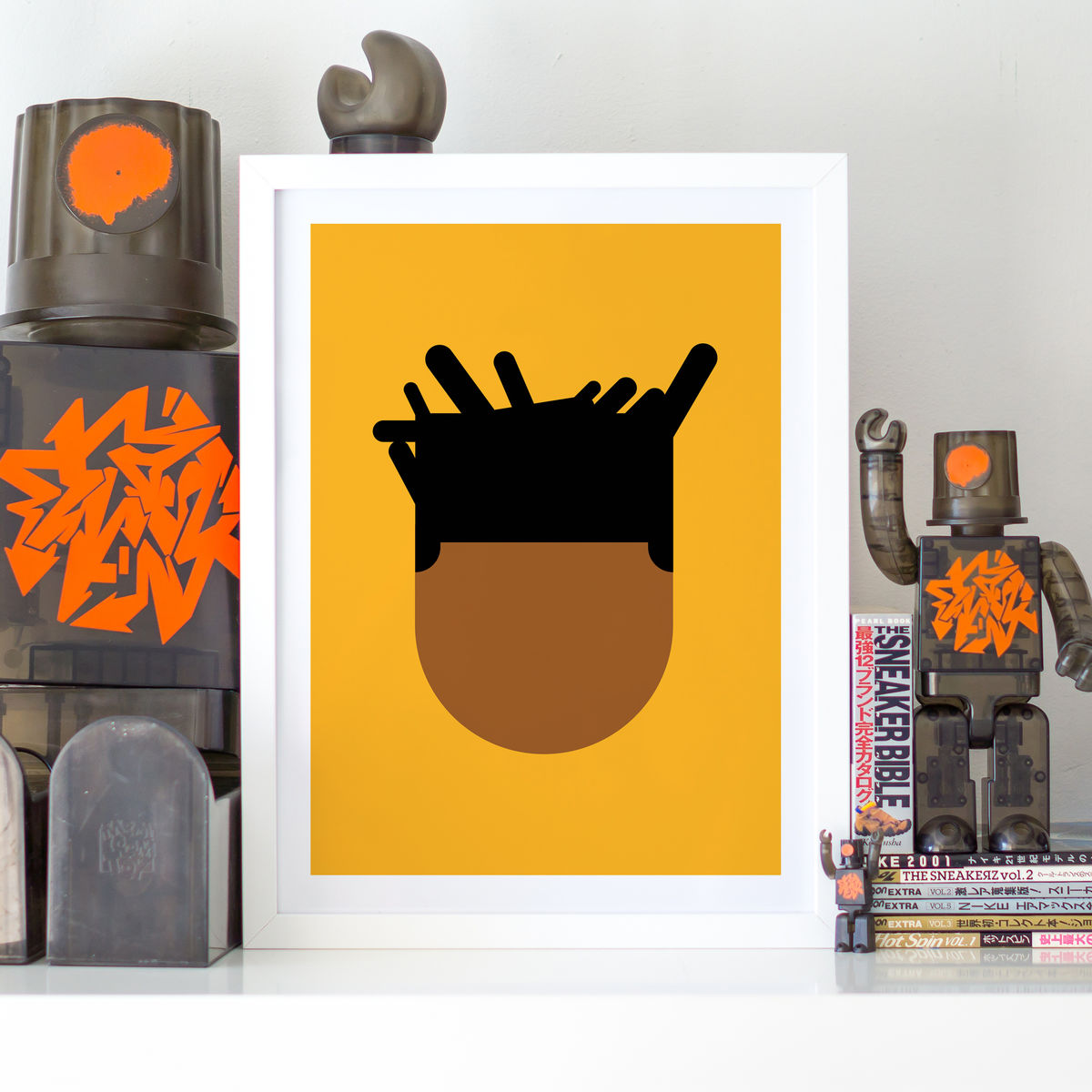 Basics : Basquiat - product images  of