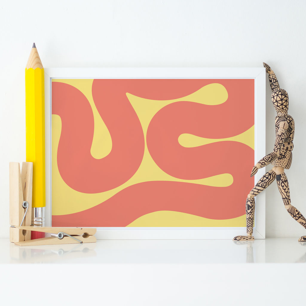 'us' Art Print - product images  of