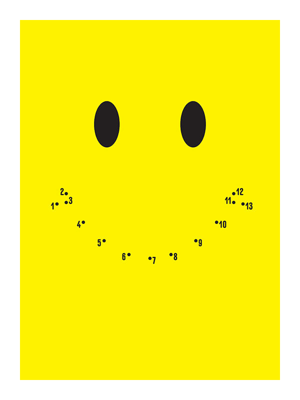 Dot-to-Dot Smiley Face - product images  of