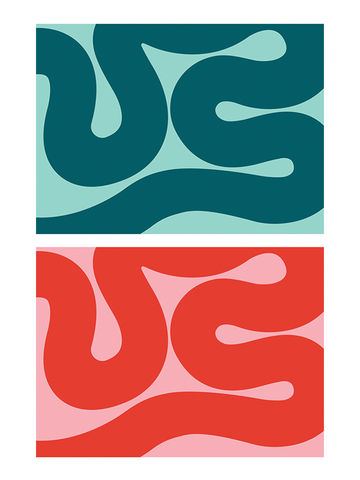 'us',Art,Print,art, print, bold, colour, graphic, type, typographic, us, together, love, couple, wedding, unity,