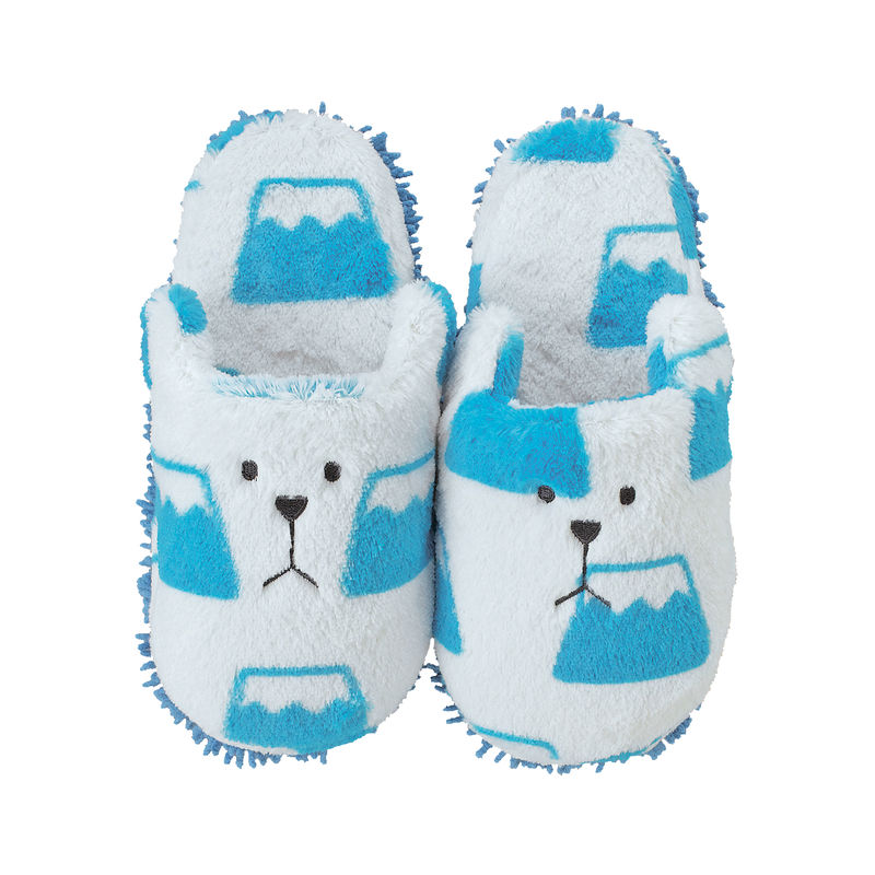 Japan Sloth Mop Slippers (Kids) - product images
