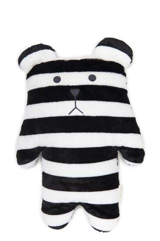 Black,Border,sloth,Medium,Craftholic, Craftholicuk, Sloth, bear, stripes, black and white, plush toy, soft toy, kids toy, hug cushions, cuddle cushions, bedtime buddy
